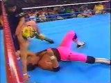 Bret Hart vs Tiger Mask II (Misawa)  1990-04-13 - WWF AJPW Wrestling Summit