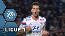 But Yoann GOURCUFF (65ème) / Olympique Lyonnais - Olympique de Marseille (1-0) - (OL - OM) / 2014-15