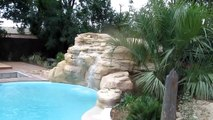 DECOR-PISCINE  FAUX-ROCHERS Concept Azur Roc