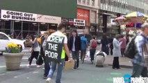 Et si on envoyait les pauvres se faire *** plutôt que de les aider ? Voici le coup de pub choc de Publicis Londres
