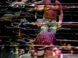 Cactus Jack vs Eddie Gilbert, Barbed Wire Match  (1991.05.18 TWA)