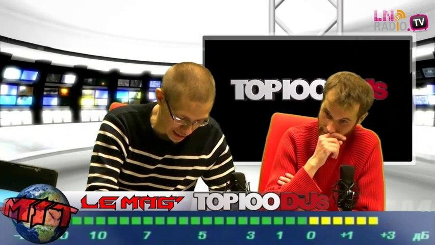 Meuse In Trance #116 Classement Top100 DJmag (26.10.2014)