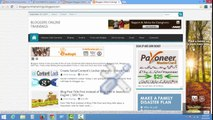 How to Put Qadabra Adds in Blog Spot or in Your Blog in Urdu and Hindi