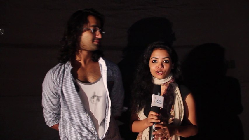 13th Indian Telly Awards Special: Handsome hunk Shaheer Sheikh gets talking