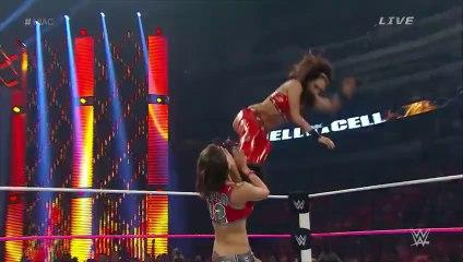 Brie Bella Vs Nikki Bella