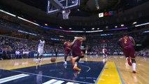 Trick de dingue en NBA : Kyrie Irving passe entre les jambes de Kevin Love