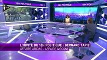 Clash entre Audrey Pulvar et Bernard Tapie sur iTele