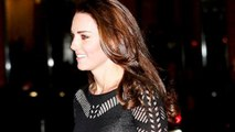 (Video) Kate Middleton Baby Bump | Duchess Of Cambridge Pregnant again | First Public Appearance