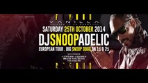 Vanilla Events Presents DJ Snoopadelic Live @ Big Snoop Dogg On 1s & 2s European Tour, Vanilla Club, Riazzino, Switzerland, 10-25-2014