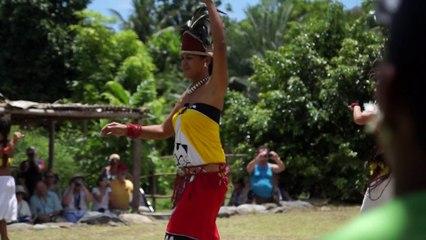 Haka et musique aux îles des Marquises
