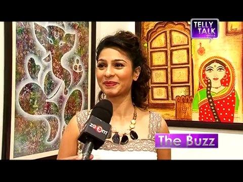 Tanisha Mukherjee REFUSES to talk about Armaan Kohli
