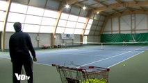 VOTV Juliette Colard, espoir valdoisien du tennis féminin