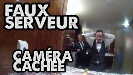 FAUX SERVEUR EN CAMÉRA CACHÉE