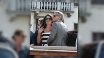 George Clooney and wife Amal Celebrate Second Wedding