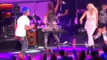 Pharrell Williams with Gwen Stefani Hollaback Girl Hollywood Bowl 10/24/14