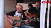 Route du Rhum : Guizmo, de Tryo, en concert pour Sea Shepherd