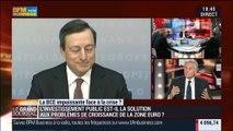 Les actions de la BCE sont-elles impuissantes face à la crise ?: Jean-Claude Trichet, Jean-Hervé Lorenzi, Patrick Artus et Emmanuel Lechypre (2/3) – 27/10