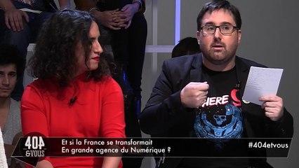 """""""Et si la France se transformait en grande agence numérique ?"""""""