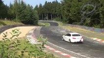 2014 Nürburgring Çarpışma Kazaları (Özet)