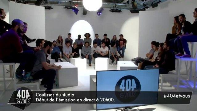 Axelle Lemaire invitée de 404 et vous.