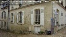 A vendre - appartement - LAON (02000) - 2 pièces - 67m²