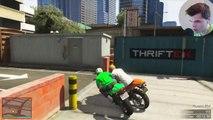 Extreme Bike Parkour (GTA 5 Funny Moments)_youtube_original