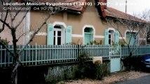 A louer - Maison/villa - Eygalieres (13810) - 3 pièces - 70m²