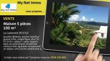 A vendre - Maison/villa - Le Lamentin (97232) - 5 pièces - 100m²
