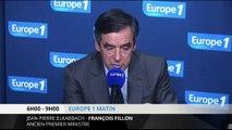 """François Fillon : """"Sarkozy a déjà été un bon président de l'UMP"""""""