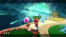 Super Mario Galaxy 2 - Monde 3 - Tronc sans fin : Une ascension gonflée