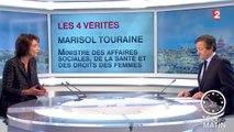 Les 4 vérités : Marisol Touraine, ministre des Affaires sociales
