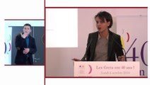 [ARCHIVE] 40 ans des GRETA : discours de clôture de Najat Vallaud-Belkacem, ministre de l'Éducation nationale, de l'Enseignement supérieur et de la Recherche
