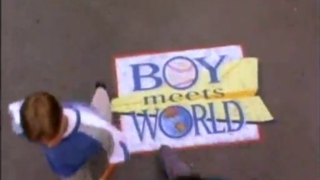 Boy Meets World 5x11 A Very Topanga Christmas