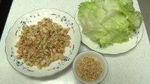 台湾風エビのサラダの作り方