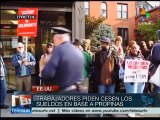 EE.UU.: trabajadores de NY piden eliminar salarios de propinas