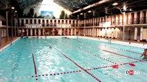Second relais européen de natation pour le psoriasis