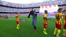 La Liga / Barcelone - Espanyol (FR)