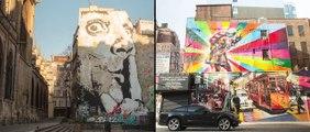 Les différences entre Paris et New York en vidéo