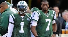 Geno Smith out, Michael Vick in for Jets