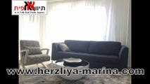 Herzliya Pituach furnished apartment for long term rent