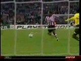 Arsenal vs. PSV Eindhoven Mendez 1-0