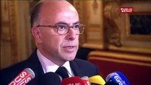 """Mort au barrage de Sivens:  Bernard Cazeneuve suspend l'utilisation de grenades offensives"""""""