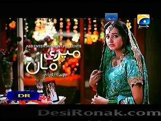 Meri Maa - Episode 179 - October 28, 2014 - Part 1