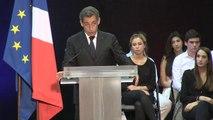 """Nicolas Sarkozy : """"J'ai la France en moi"""""""