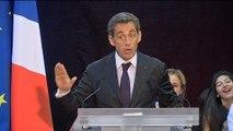 """Sarkozy juge son quinquennat """"sans violence, sans drame"""""""