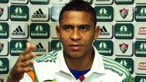 Walter analisa futuro com a camisa do Fluminense