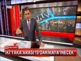Avrasya Tüneli bitince İstanbul'un iki yakası 15 dakikaya inecek