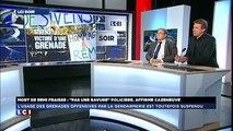 Yannick Jadot était l'invité de LCI soir mardi 28 octobre 2014 pour parler du drame de Sivens et de la ferme des 1000 vaches
