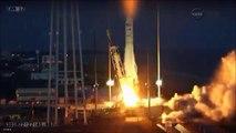 NASA : Une navette spatiale rate complètement son lancement