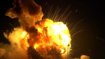 La fusée Antares de la Nasa explose au décollage